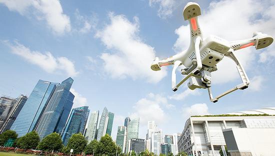 无人车、无人机、智能巡检机器人…有了5G的智慧园区能怎么玩?