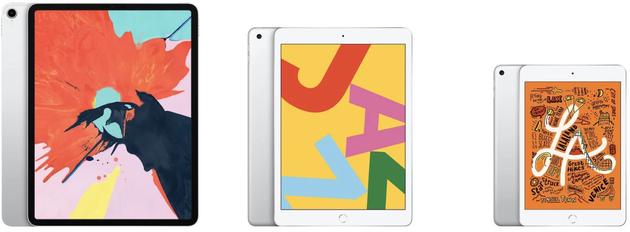 新款苹果iPad现身欧亚数据库:发布在即 后置三摄 尚不清楚它是iPad、iPad Pro还是iPad mini