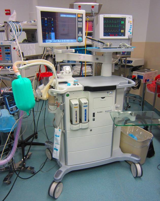 美国医院麻醉机和呼吸机存在漏洞  可连接服务器发送命令