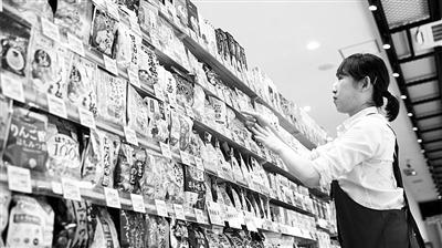 在日本,基因改良产品必须贴上标签,但专家组并未说明基因编辑食品是否也应如此。图片来源:《科学》网站