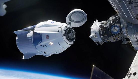 《【超越平台怎么注册】SpaceX首次进行载人航天发射 特朗普或亲临现场观看》
