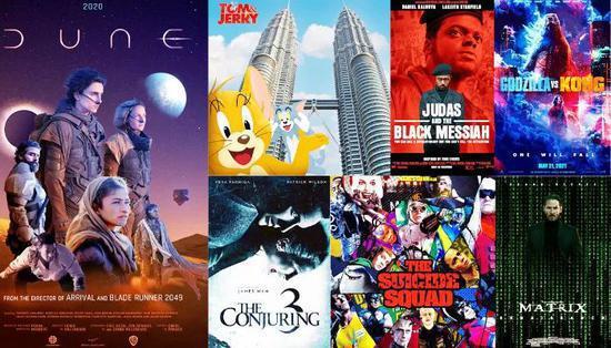 """好莱坞制片厂和科技公司集体迎接""""网大""""时代"""