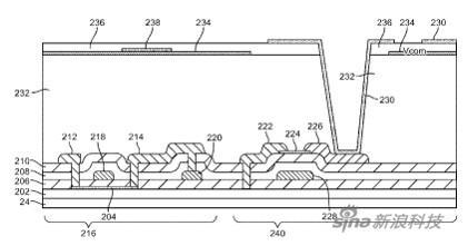 之前苹果曾有LTPO技术专利储备