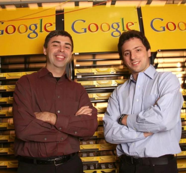 創始 者 google