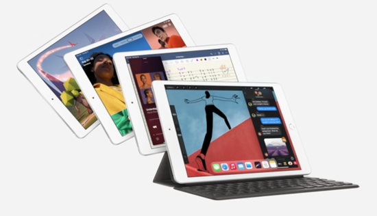 苹果发布新一代iPad Air:iPad Pro的设计 还有多彩机身
