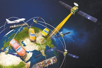北斗导航:距完成全球组网仅一星之遥