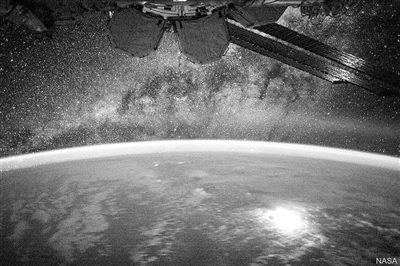 NASA新任务气波实验:从国际空间站研究太空天气