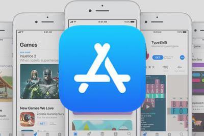 App Store新设计受欢迎 今日游戏版块下载量增8倍