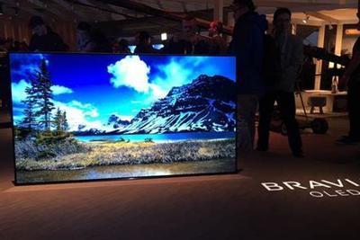 电视产业陷饱和 众厂商争夺中国彩电高端市场
