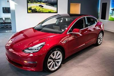 特斯拉公布上海工厂建厂计划:生产电池和汽车