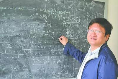 """""""中国继陈景润之后最好的工作""""?他是怎么做到的?"""