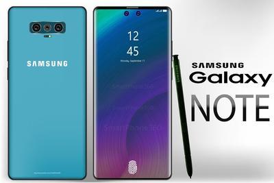 三星将推出新配色的Galaxy Buds 用于搭配Note 10