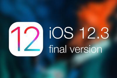 ?#23548;段?#26395;:苹果关闭iOS 12.3系统验证通道