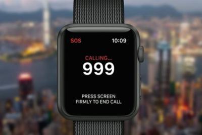 Apple Watch跌?#26500;?#33021;立功?#21644;?#25937;澳大利亚一女子生命