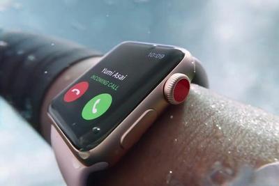 新款Apple Watch将采用JDI OLED屏幕