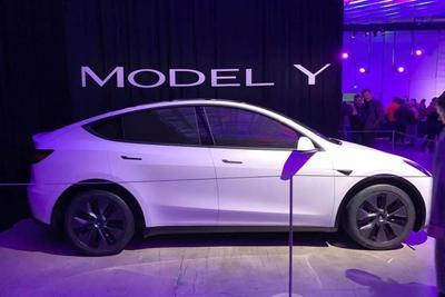 特斯拉將加快Model Y計劃,將在2020年第一季度開始生產