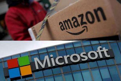 五角大楼将百亿云计算合约给微软 亚马逊不服:将起诉