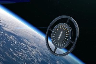 美公司想2025年建太空旅馆,你想当太空服务生吗?
