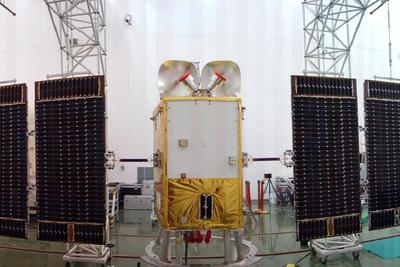 银河航天首颗10Gbps低轨宽带通信卫星发射成功