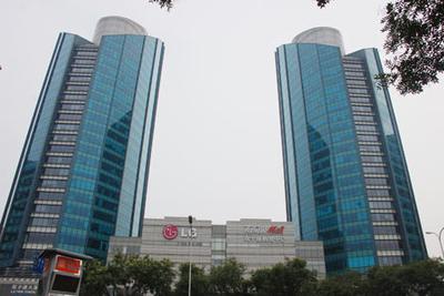 LG出售北京双子座大厦