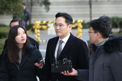 三星李在镕強烈否認做假賬違規接班 調查長達17小時