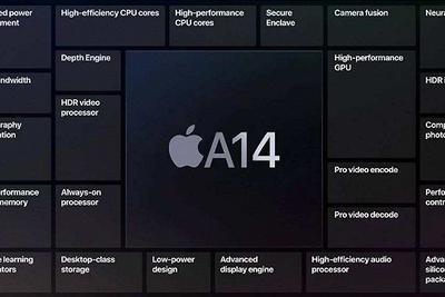 苹果首款5纳米移动芯片发布 全球5纳米芯片产能争夺加剧