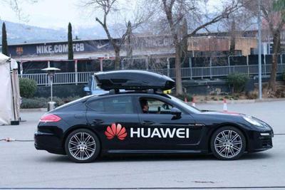 """华为公开""""隔空手势""""相关专利 涉及自动驾驶技术领域"""