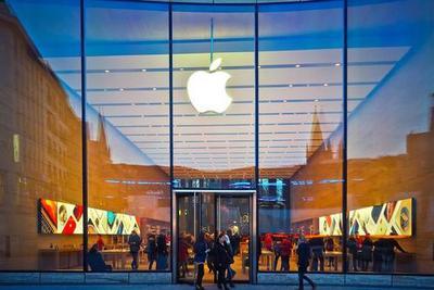 小摩:5月苹果中国市场份额逆势大增 股价可上看25%