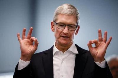 苹果CEO库克出席Viva Tech 针对AR、Apple Car作出回应