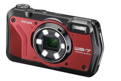 理光将发布一款三防相机:5倍变焦+20米防水