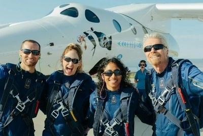 太空旅行,超级富豪们的下一个内卷战场?