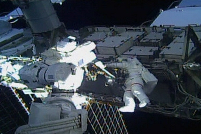 专家:国际空间站漏气问题已对空间站内宇航员安全构成威胁
