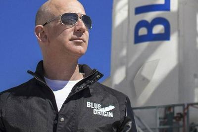 为换取月球着陆器合同,贝索斯免除NASA20亿美元费用