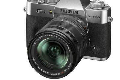 细节提升!富士胶片推出新品FUJIFILM X-T30 II