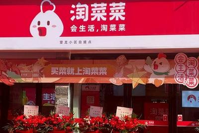 服务社区助力农业 阿里社区电商品牌升级为淘菜菜