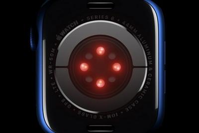 研究显示Apple Watch Series 6氧气传感器跟医院设备一样好