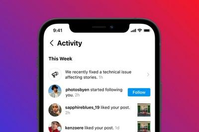 Instagram将吸取宕机教训:在下次宕机时发出通知,提醒用户是系统问题