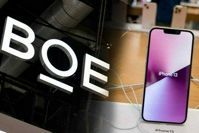 消息称苹果就开发高端iPhone 13显示屏与京东方接触:三星和LG承压