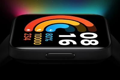 Redmi Watch 2后天发布:屏幕两大升级 支持AMOLED息屏表盘