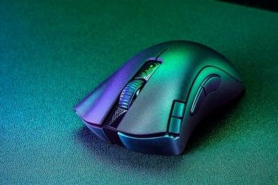 雷蛇发布炼狱蝰蛇V2X极速版 有7个可编程按键 售399元