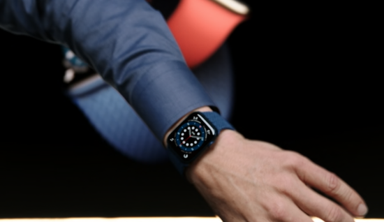 苹果发布新一代Apple Watch:增加血氧检测 有蓝色可选