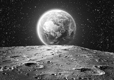 地球水起源與月球形成有關大量水約44億年前來人間* 阿波羅新聞網
