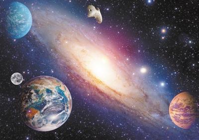 宇宙寿命大概照理1400亿年?宇宙的终极命理能如何