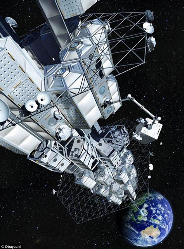 """重大突破!研究人员开发""""太空电梯""""准备进行首次试验!"""