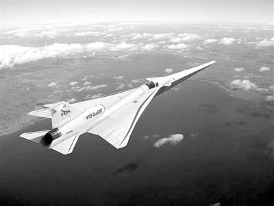 X-59飞机NASA官网