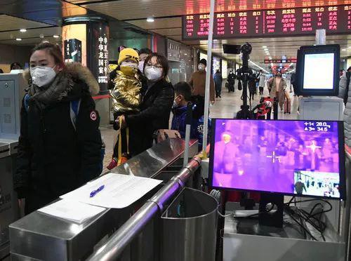 北京地铁将测体温是怎么回事?北京地铁将测体温原文说了什么?