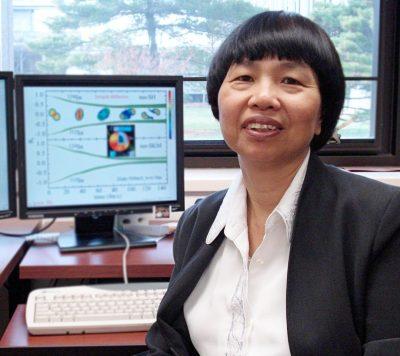 密歇根州立大学国家超导回旋加速器实验室核科学教授兼研究员Betty Tsang
