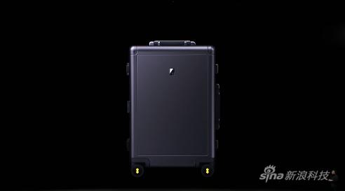 旅行箱造型