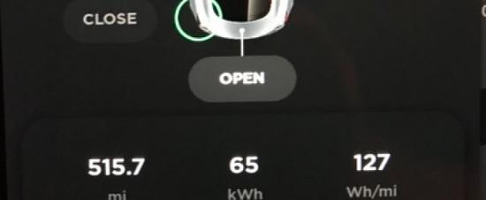 特斯拉Model 3单次充电续航里程达830公里 刷新纪录