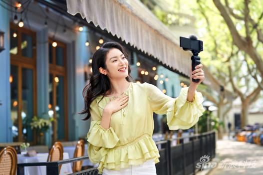 索尼发布Vlog相机ZV-1:支持视频实时追踪 5199元起